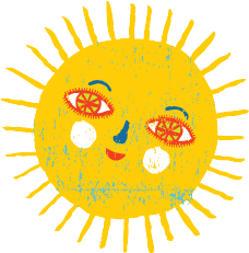 Illustration of Sun